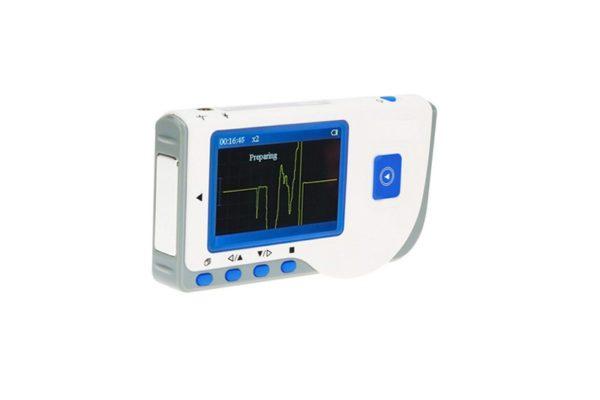 Przenośny aparat EKG