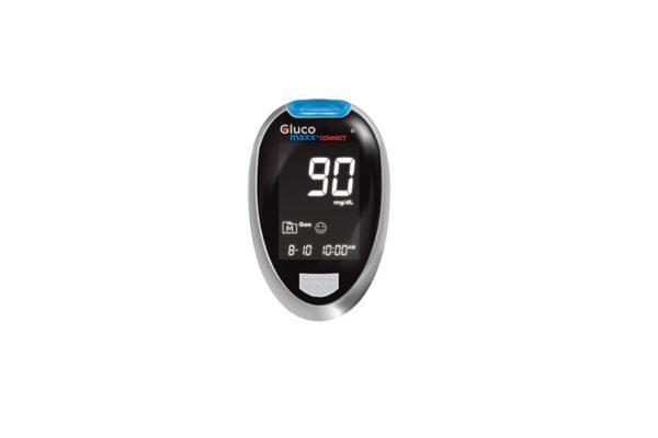 Glukometr do samodzielnego, precyzyjnego pomiaru stężenia glukozy we krwi